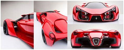 future ferrari supercar ferrari f80 supercar concept arch2o com