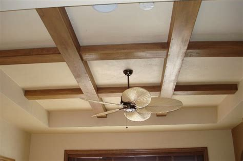 Ceiling Fan Tray Ceiling Ceilings Here Are A Few Different Options With The Tray