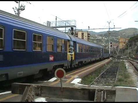 vagone letto parigi bleu con vagone letto ventimiglia 2004