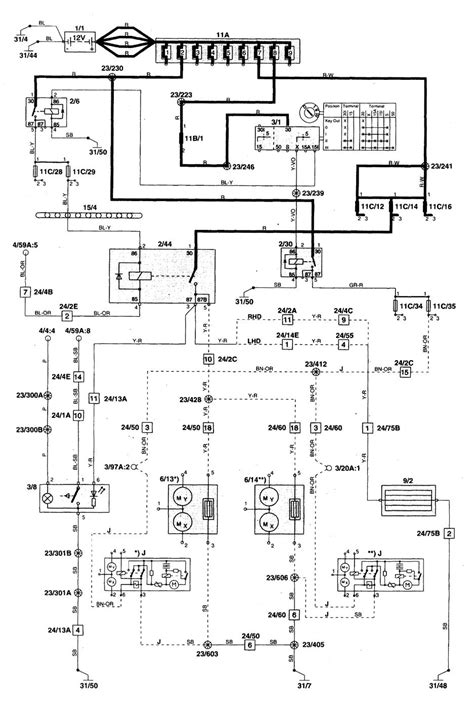 volvo s70 wiring diagram wiring diagram with description