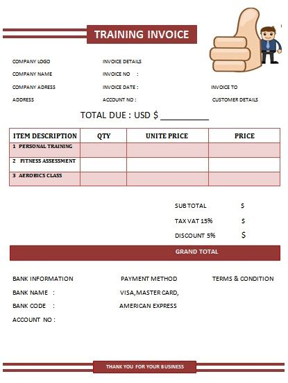 Personal Receipt Template by 30 Personal Invoice Templates For Professionals