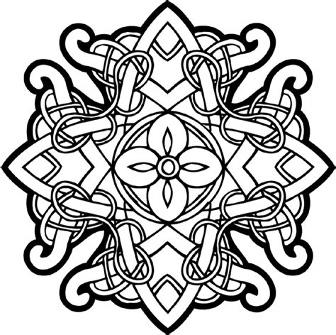 celtic coloring pages free printable celtic cross coloring pages clipart best