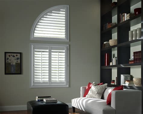 Custom Window Blinds Specialty Shaped Window Treatments Shutters Mt Pleasant