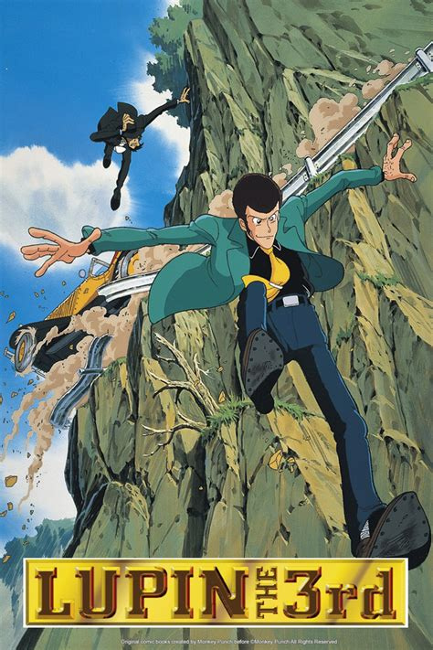 the third section crunchyroll crunchyroll adds quot lupin the third quot parts 1