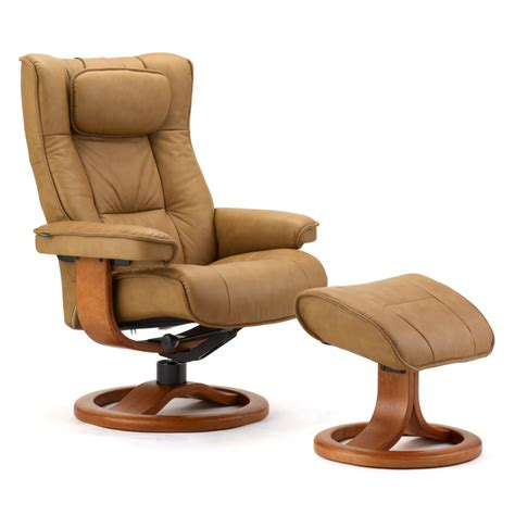 Small Recliner Chair Regent Small Recliner Ottoman By Fjords 117502 R