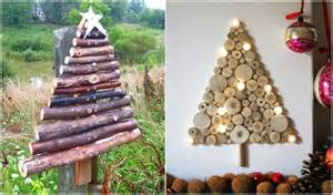 how about log decorations