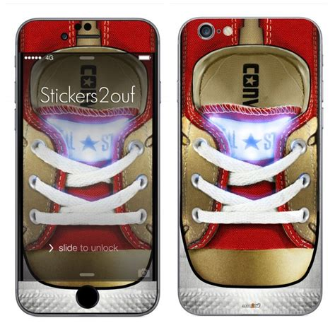 Iron Iphone 6 by Iron Converse Iphone 6 Apple Skin