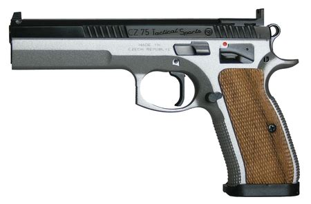 cz / dan wesson cz 75 tactical sport 9x19mm 91172 pistol