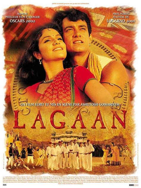 laga n film lagaan once upon a time in india 2001 filmaffinity