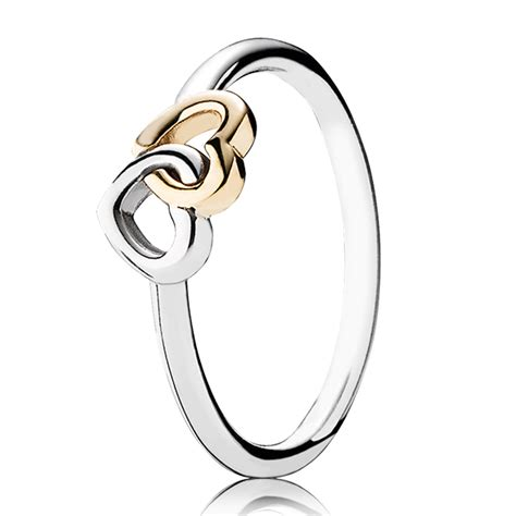 pandora to ring sterling silver 14k null