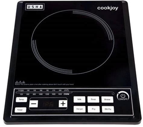 Induction Cooktop Specifications - usha c2102p induction cooktop buy usha c2102p induction