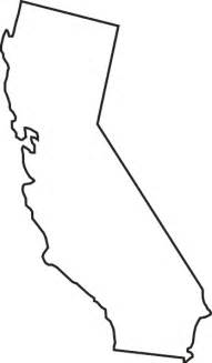 california map drawing california state outline 1 clip at clker vector