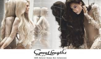 lipstick gossip by great lengths ireland hair extensions my experience