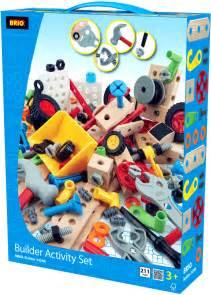 brio builder brio builder activity set leksaker cdon com