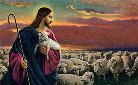 Mendengarkan Perumpamaan Yesus renungan minggu 11 mei 2014 iman katolik