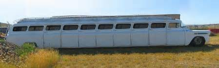 1959 chevrolet stageway airporter airport stretch limo