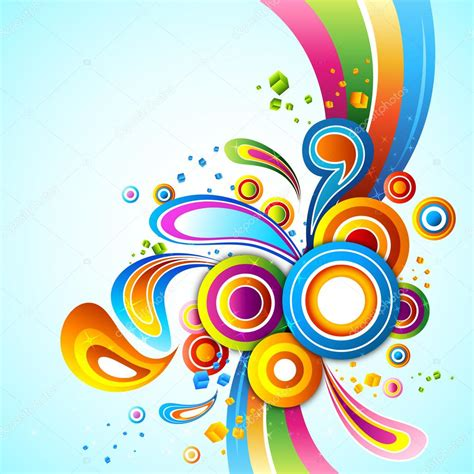 colorful designer colorful abstract background stock photo 169 get4net 4390118