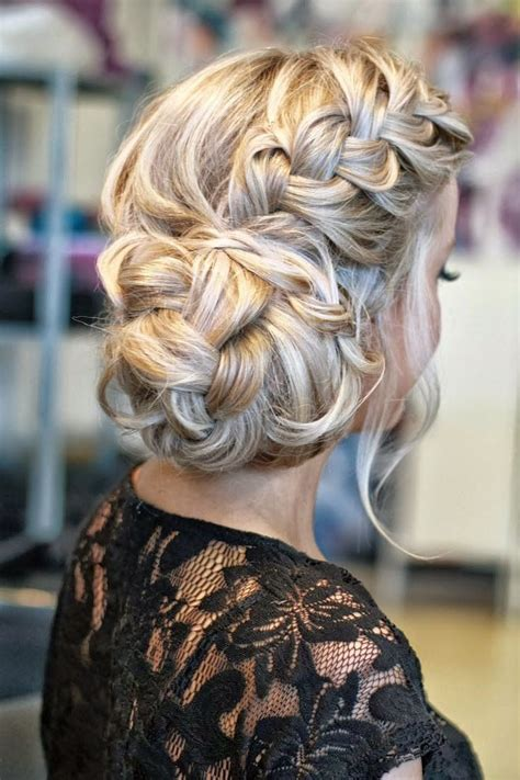 who dose updo styles in st pete as 25 melhores ideias de updos with braids no pinterest
