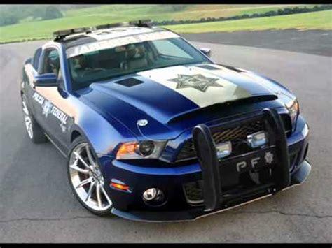 ford mustang patrulla de la policía federal de méxico