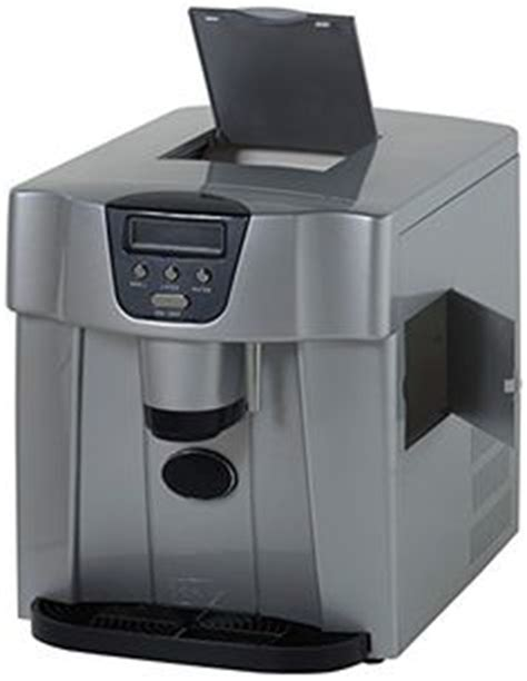 Countertop Crushed Maker by Ivation 48 Pound Daily Capacity Counter Top Maker