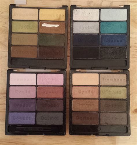 wet and wild comfort zone a review black radiance and wet n wild 8 color eyeshadow