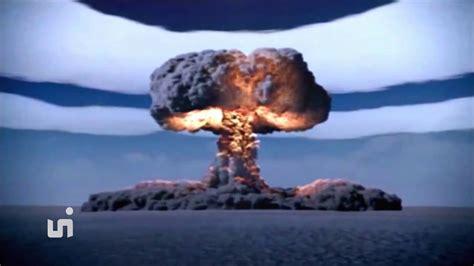yasadiginiz yere atom bombasi atilirsa ne olur youtube