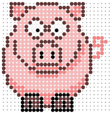 112 best images about easy hama bead patterns on