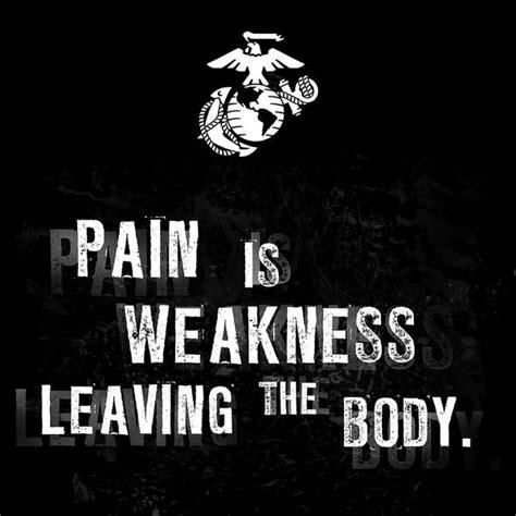 pain   marine corps decalgirl