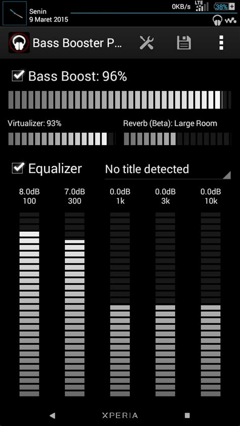 Bass Booster Pro v2.4.1 Full APK | Android Meutuah