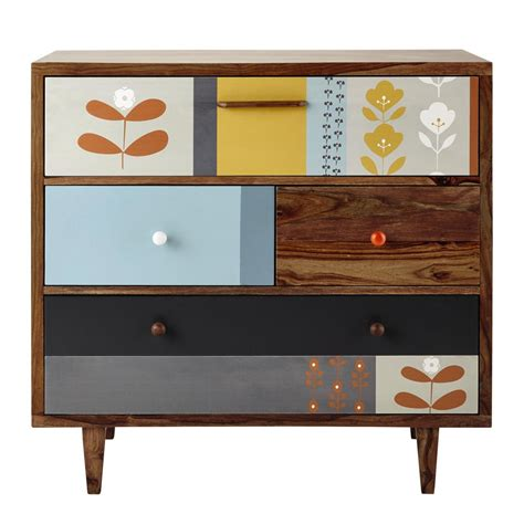 Sheesham Wood Chest Of Drawers by Sheesham Wood Vintage Chest Of Drawers W 94cm Wallpaper