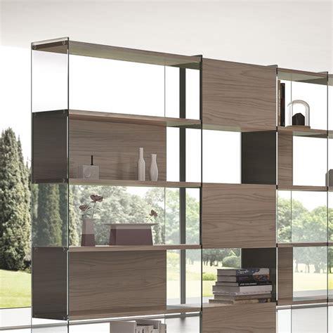 librerie design moderno byblos9 libreria scaffale angolare da soggiorno design moderno