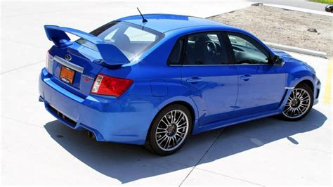term car introduction 2011 subaru impreza wrx sti