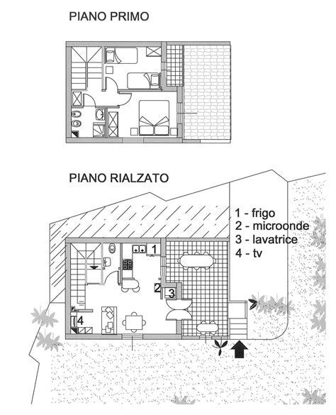 pianta della casa pianta della casa