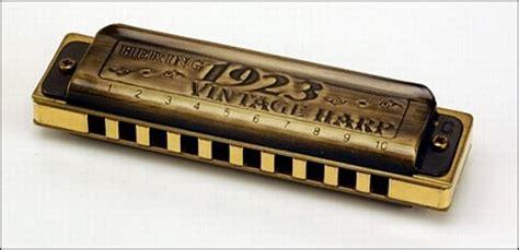Handmade Harmonica - plunz special harp custom hering vintage ottone