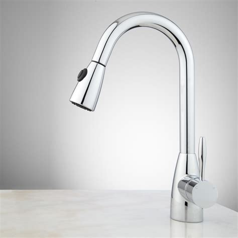 used kitchen faucets modern pull down kitchen faucet randy gregory design best used pull down kitchen faucet