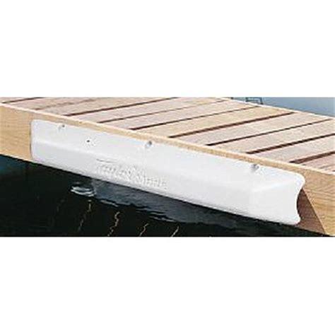 heavy duty boat dock bumpers www partsmate net dock pro dock bumper straight 32 45500