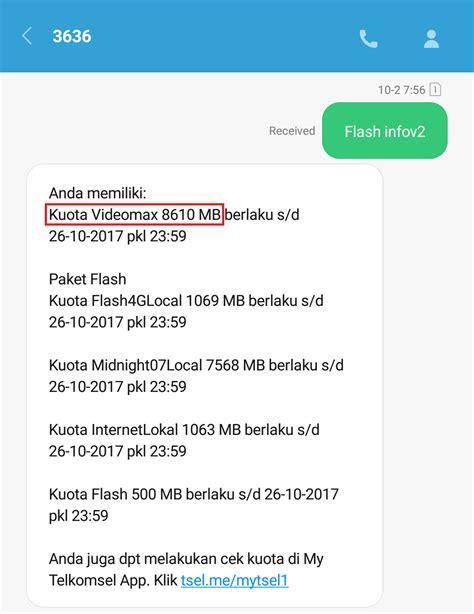 cara mengubah data hooq ke paket biasa dari anitun cara mengubah kuota video max telkomsel menjadi kuota