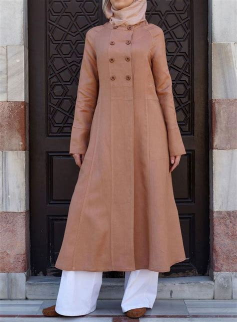 Abaya Trendy 5 trendy winter coat abaya with fashion for muslim