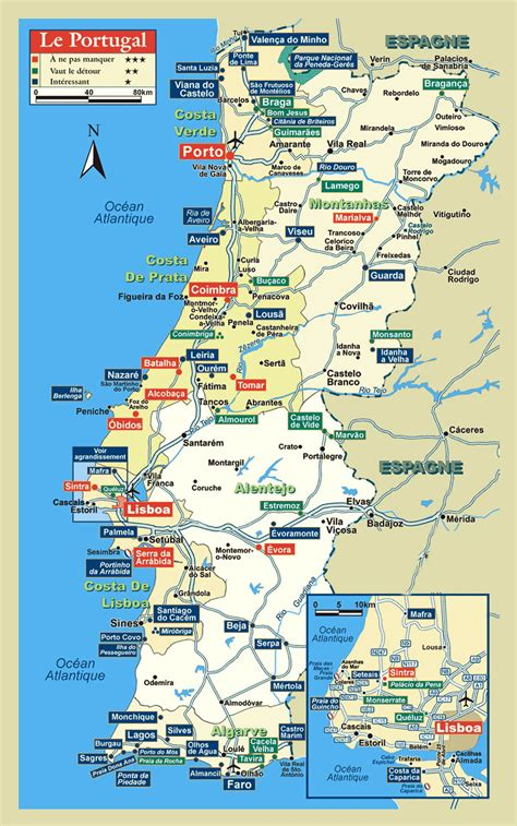 tourist map of maps update 8001316 portugal tourist map portugal
