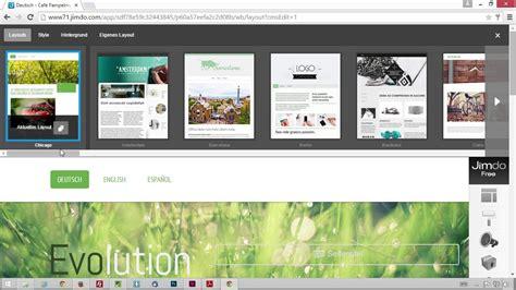 meine eigene website eine passende vorlage ausw 228 hlen meine eigene website