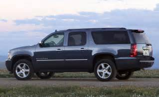 2009 Chevrolet Suburban Car And Driver