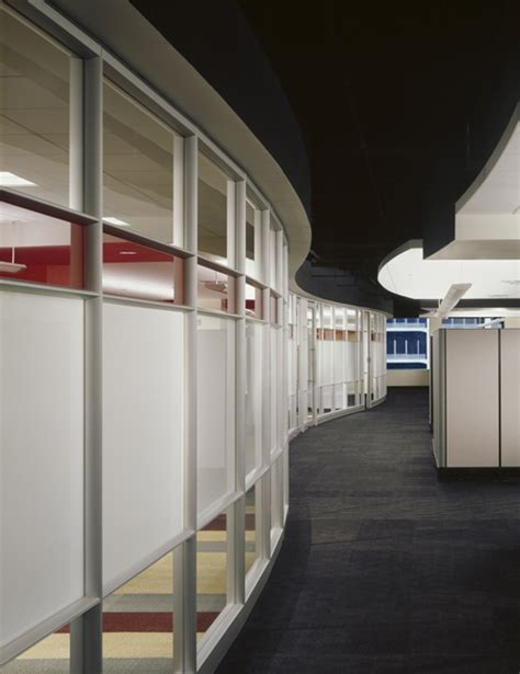 commercial interior design software dirtt interior curved wall and dropped ceiling rendered in software then manufactured