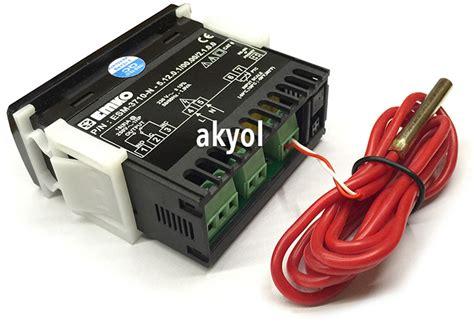 Lu Led Rtd esm3710 n dijital termostat dijital termostat fiyat
