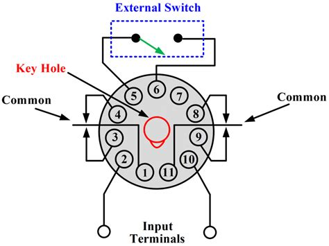 11 pin timer wiring diagram wiring diagram with description