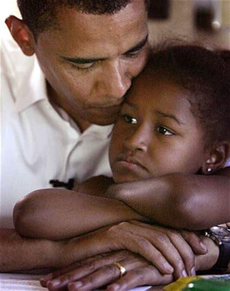 sasha obama through the years