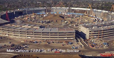 desain gedung apple kecanggihan gedung baru apple kus 2 berbentuk cincin