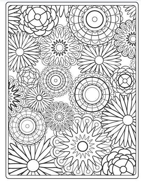 coloring pages for adults abstract flowers image result for adult coloring pages flowers abstract