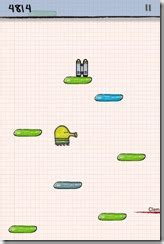 doodle jump jetpack doodle jump review iphone ipod touch j station x
