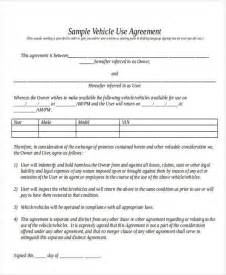 truck lease agreement sample 7 examples in word pdf