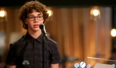feeling good the voice performance braiden sunshine braiden sunshine sings quot everything i own quot on the voice